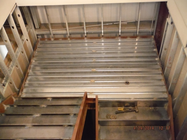 Harris Rebar Custom Stairs