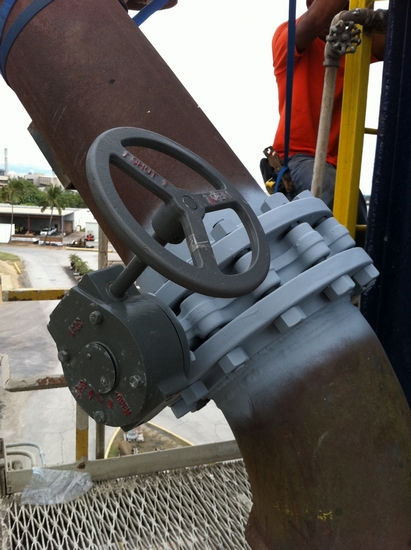 Hawaiian Cement Custom Pipe & Valve